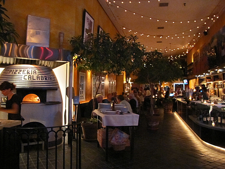 Calabria Coffee Shop San Diego