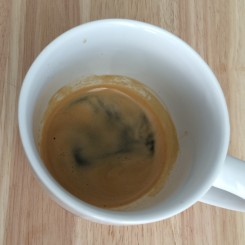 espresso without milk