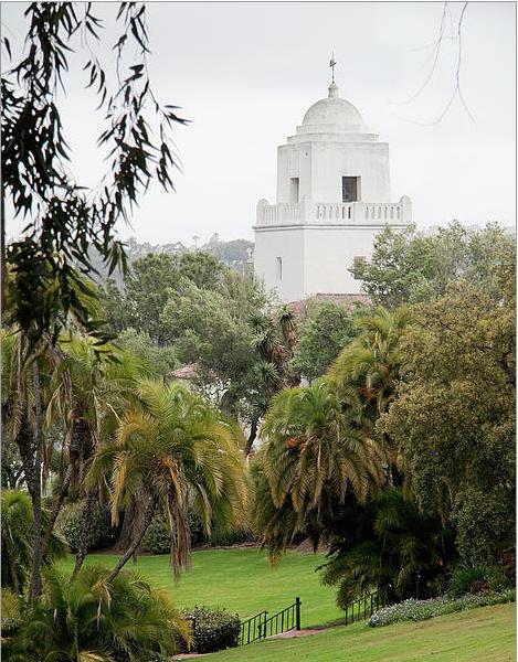 Serra Museum and Presidio