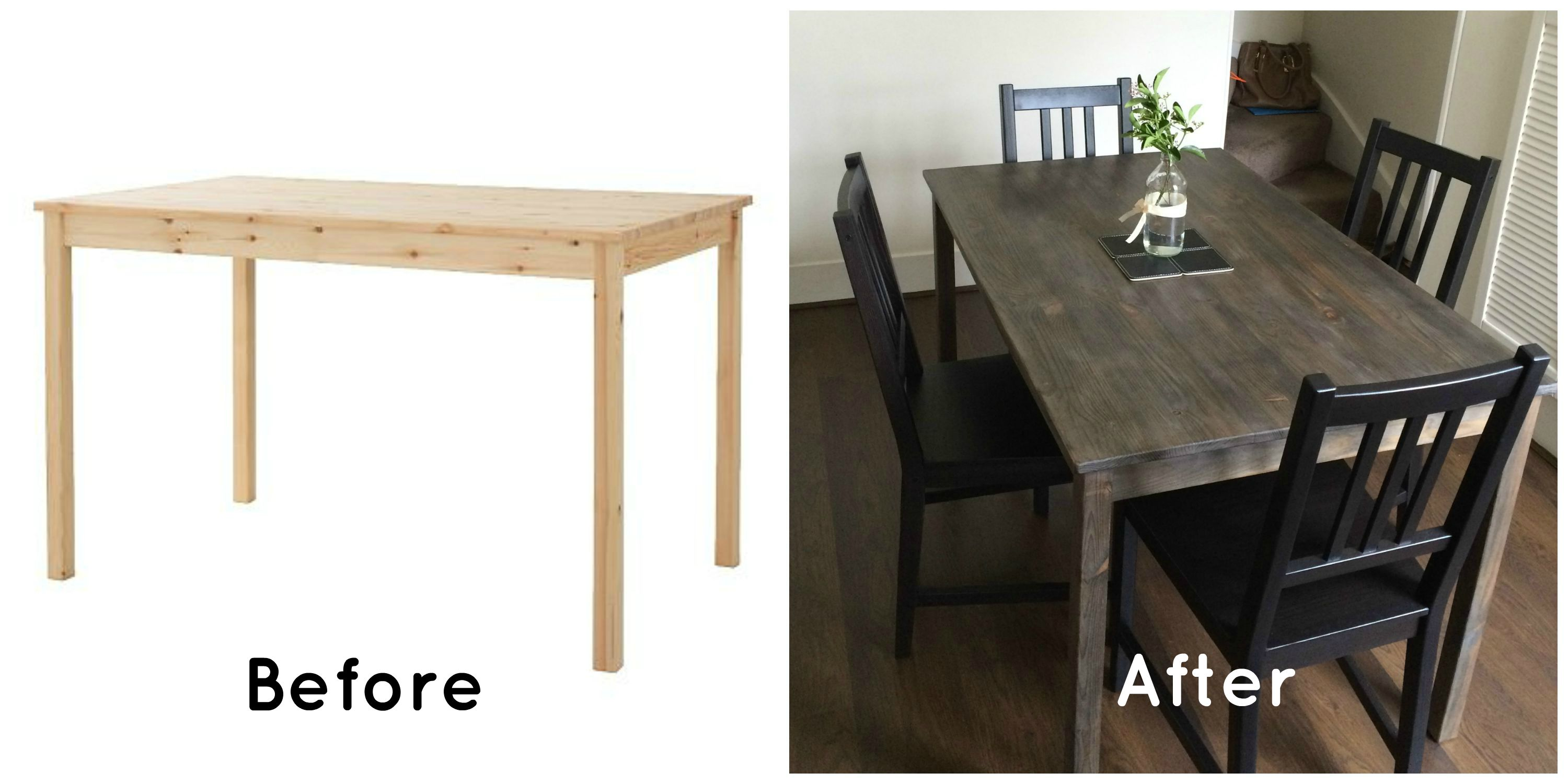 Dressing Up Ikea Tables – C l a r i M i c h e l e