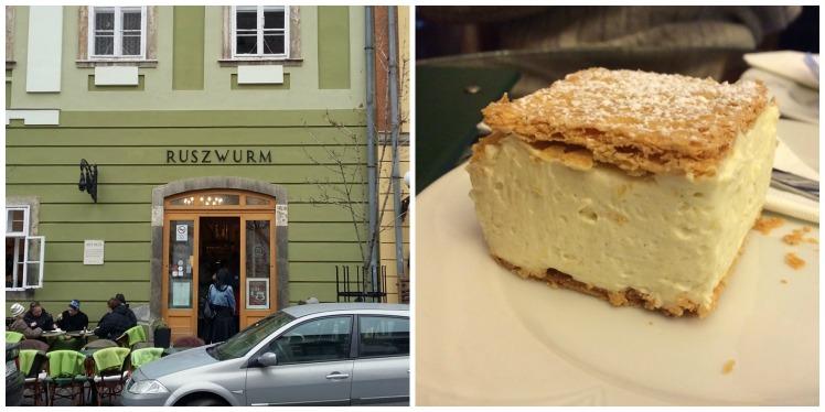 Ruszwurm Cafe