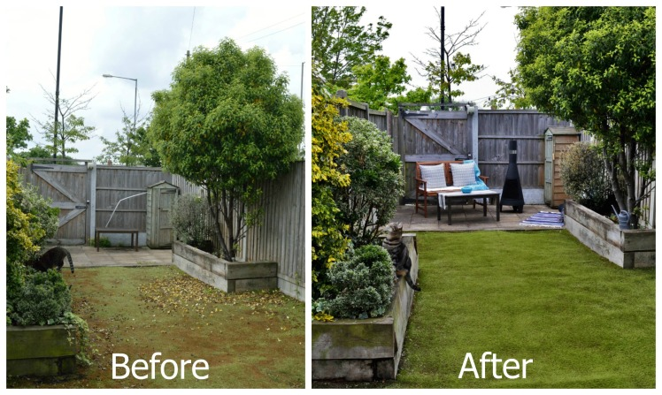 Before-after Yard