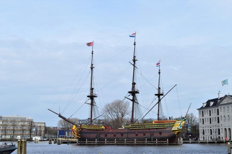 Amsterdam Maritime Museum2