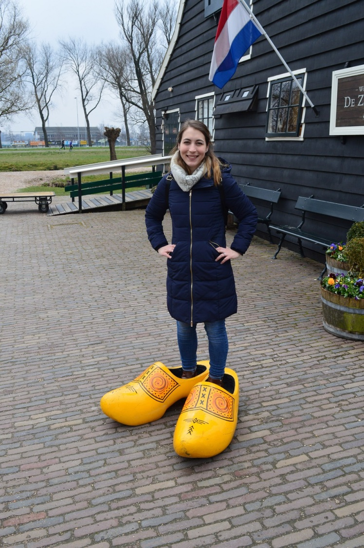 Zaanse Schans_Wooden shoes