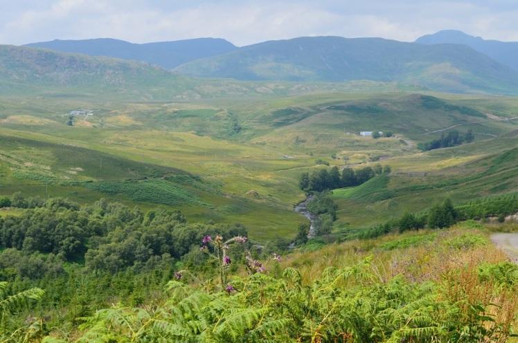 Bracklinn Falls - Scotland Highlands 3