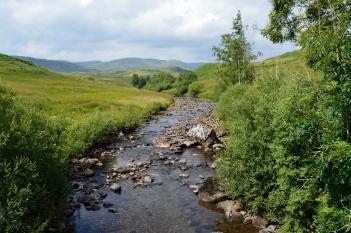 Bracklinn Falls - Scotland Highlands 6