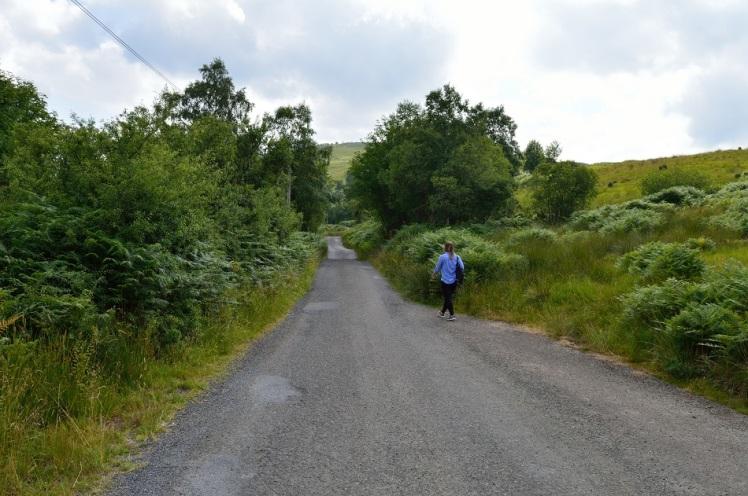 Bracklinn Falls - Scotland Highlands 7