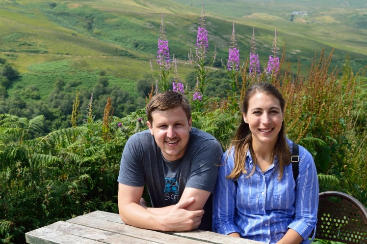 Bracklinn Falls - Scotland Highlands - Andrew+Clarissa 2