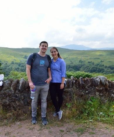 Bracklinn Falls - Scotland Highlands - Andrew+Clarissa