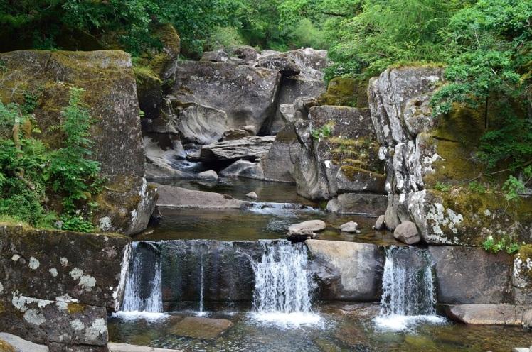 Bracklinn Falls - Scotland2