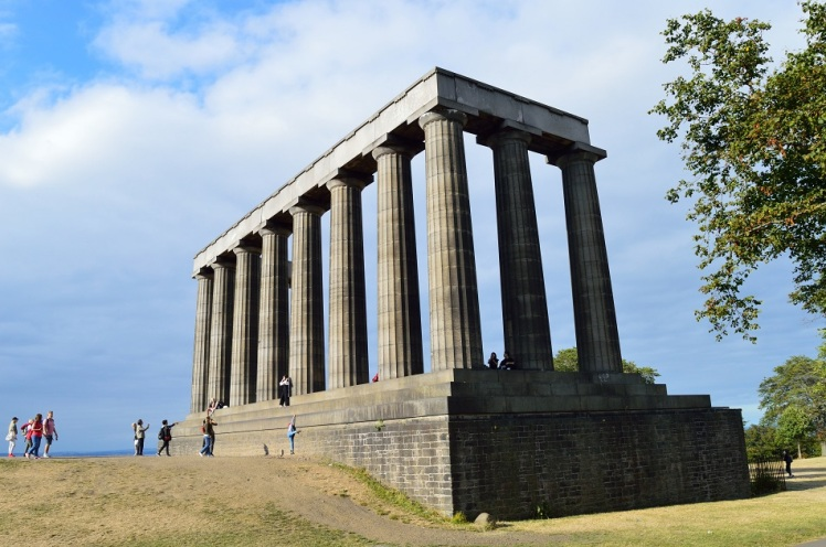 Calton Hill - Edinburgh - Scotland 1