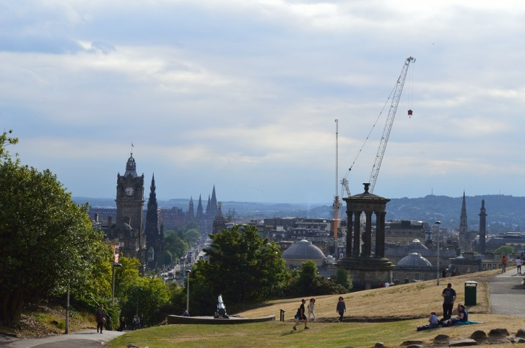 Calton Hill - Edinburgh - Scotland 2