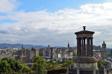 Calton Hill - Edinburgh - Scotland 3