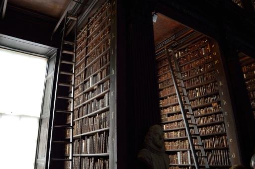 Dublin Trinity College Library2