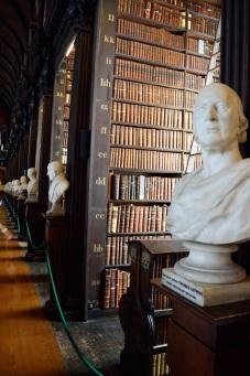 Dublin Trinity College Library3