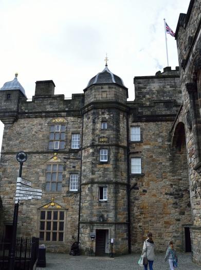 Edinburgh Castle - Scotland1