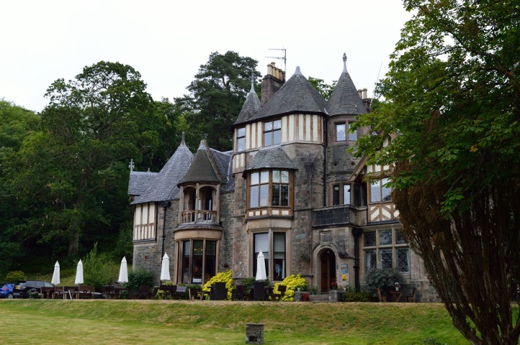 Knockderry Country Hotel - Scotland