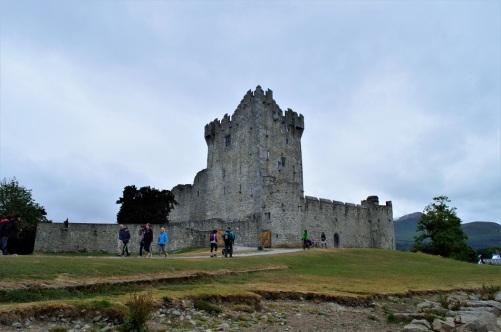 Ross Castle Killarney Ireland