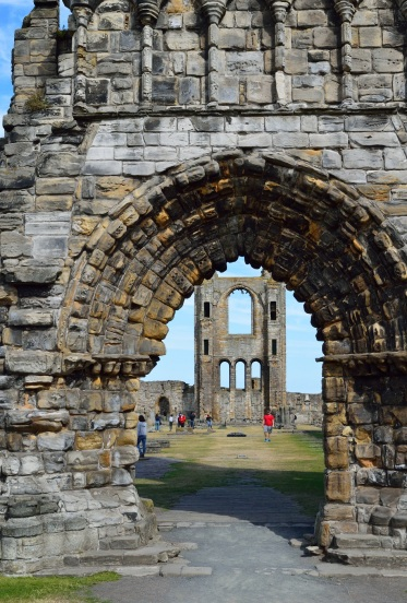 St Andrews Cathedral - Scotland1